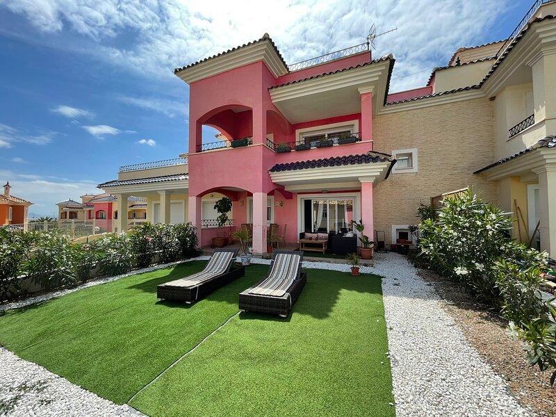 Apartamento Mossa Trajectum Golf Altaona, location de vacances à Murcie