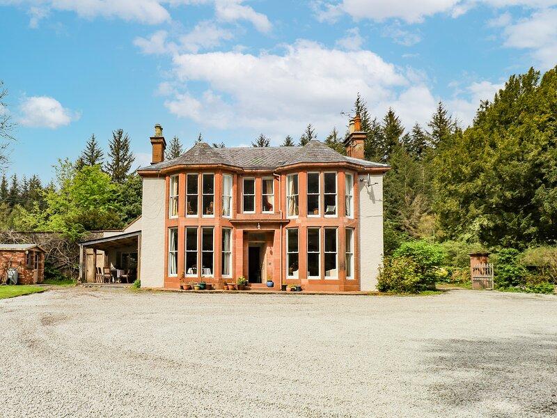 Milnton, Moniaive, holiday rental in Kirkconnel