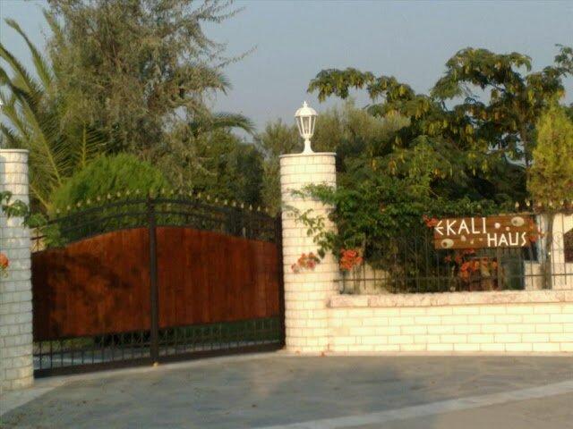 EKALI HAUS, alquiler vacacional en Kardia