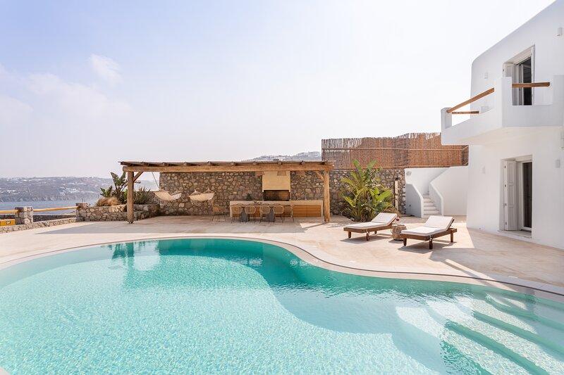 Villa Island Times, vacation rental in Aggelika