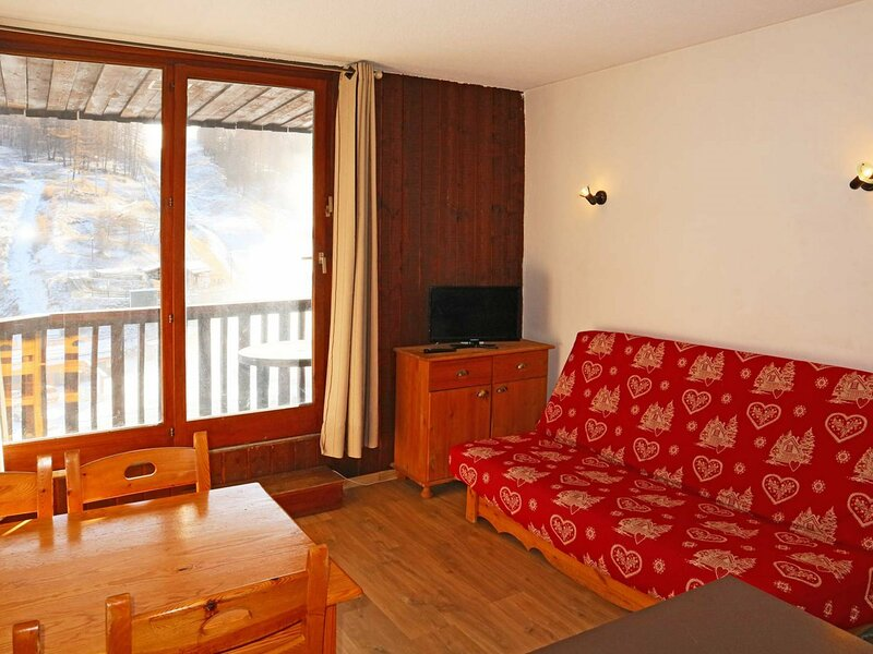 studio équipé pour 4 personnes, location de vacances à Les Orres