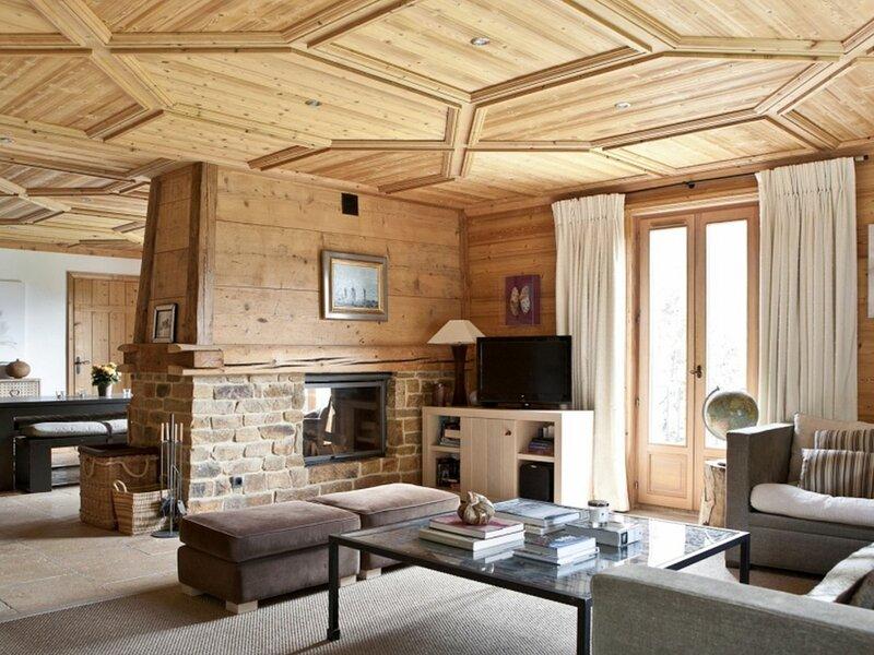 Superbe appartement pour 6 pers, au coeur du village d'Argentière, holiday rental in Argentiere