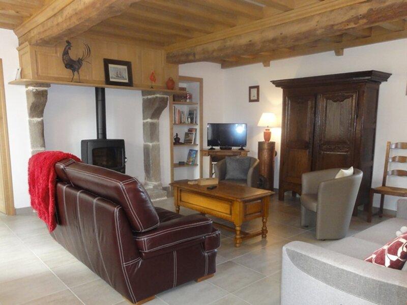 La Ferme Durand, holiday rental in Brillevast