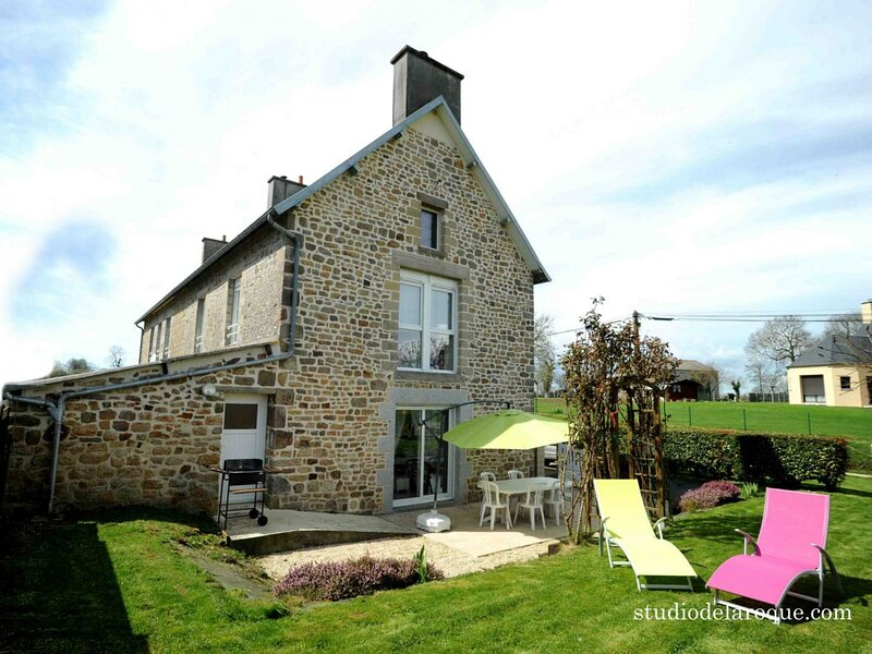 L'Aumonette, holiday rental in Sartilly
