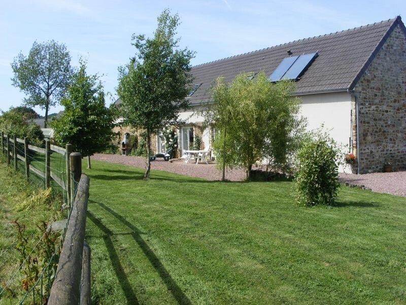 La royauté, holiday rental in Pretot-Sainte-Suzanne