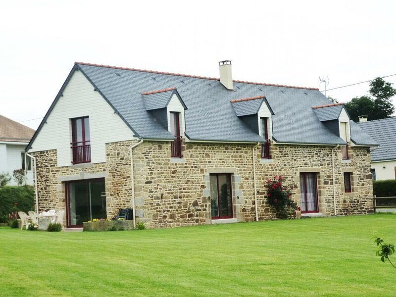 SARTILLY BAIE BOCAGE - 8 pers, 150 m2, 4/3, holiday rental in Sartilly