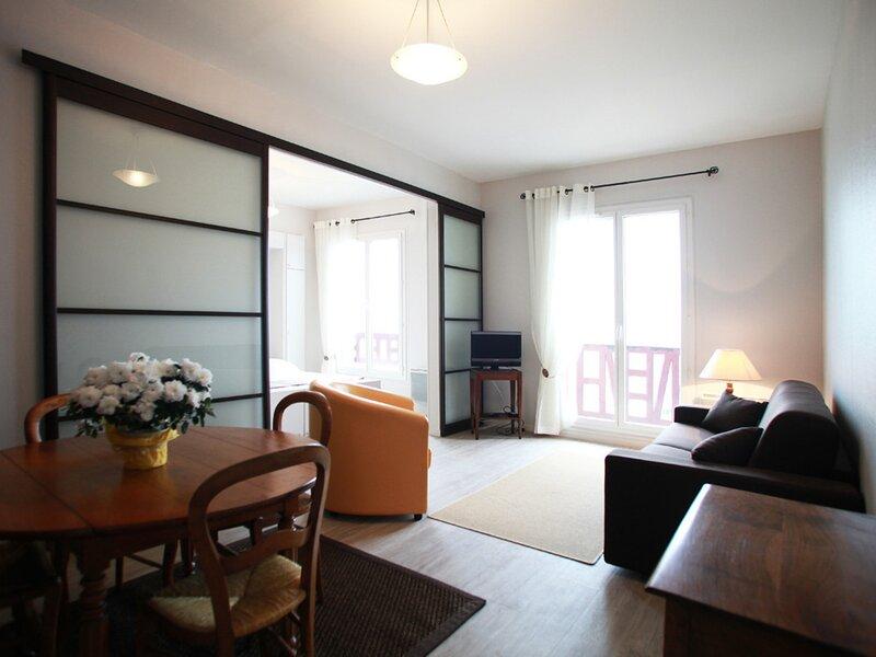 DONVILLE LES BAINS - 2 pers, 43 m2, 2/1, location de vacances à Hudimesnil
