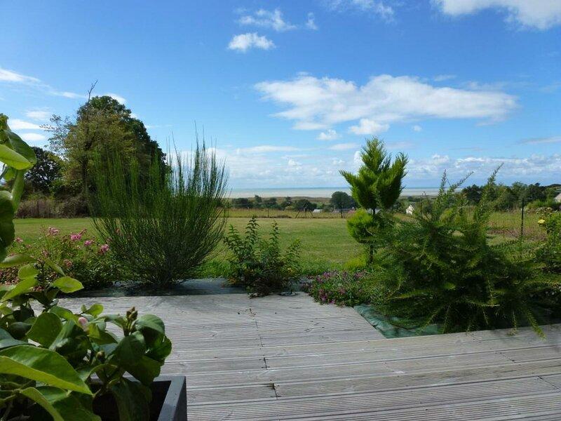 L' échappée zen, holiday rental in La Lucerne-d'Outremer