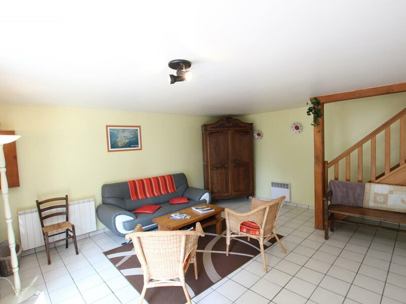 ST SAUVEUR LA POMMERAYE - 6 pers, 80 m2, 4/3, holiday rental in La Lucerne-d'Outremer
