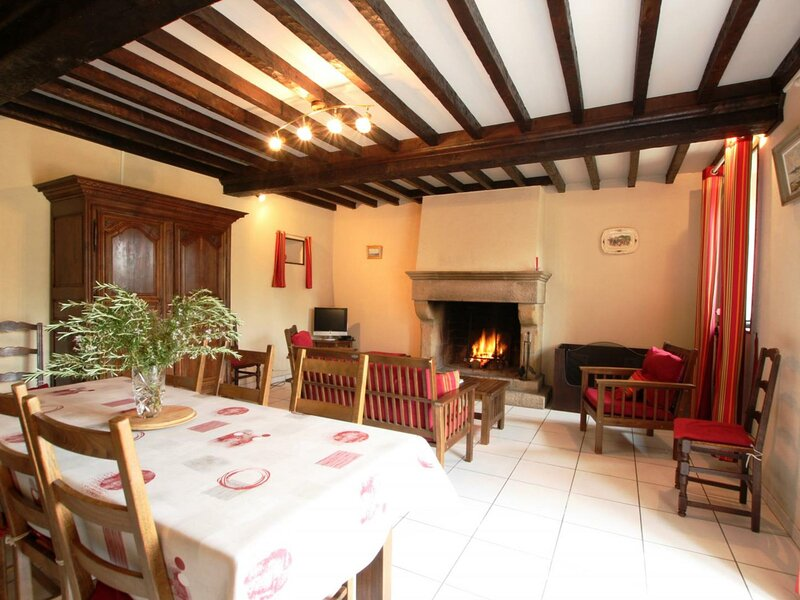 TOCQUEVILLE - 7 pers, 115 m2, 4/3, holiday rental in Brillevast