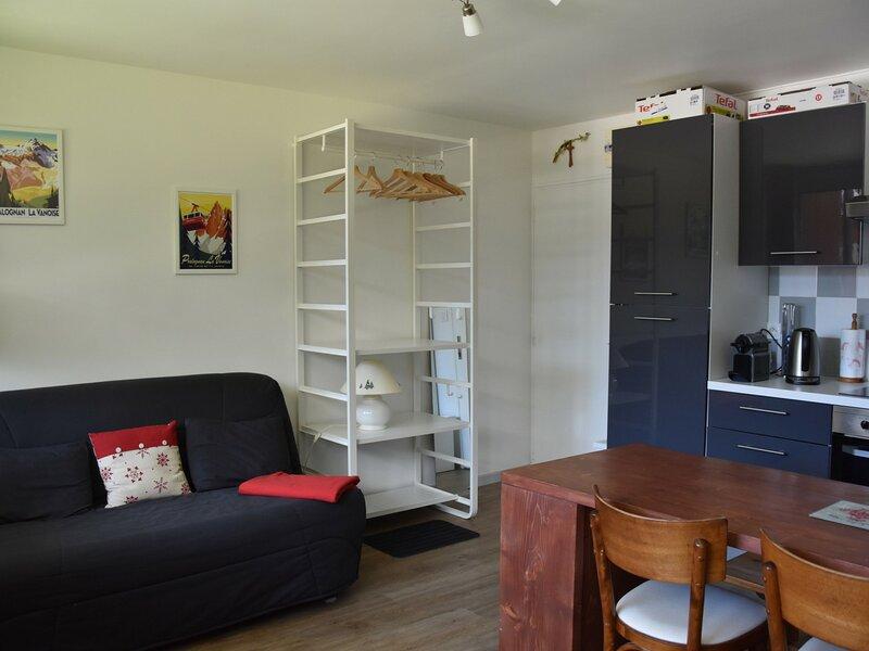 Spacieux, calme et proche du centre, holiday rental in Pralognan-la-Vanoise