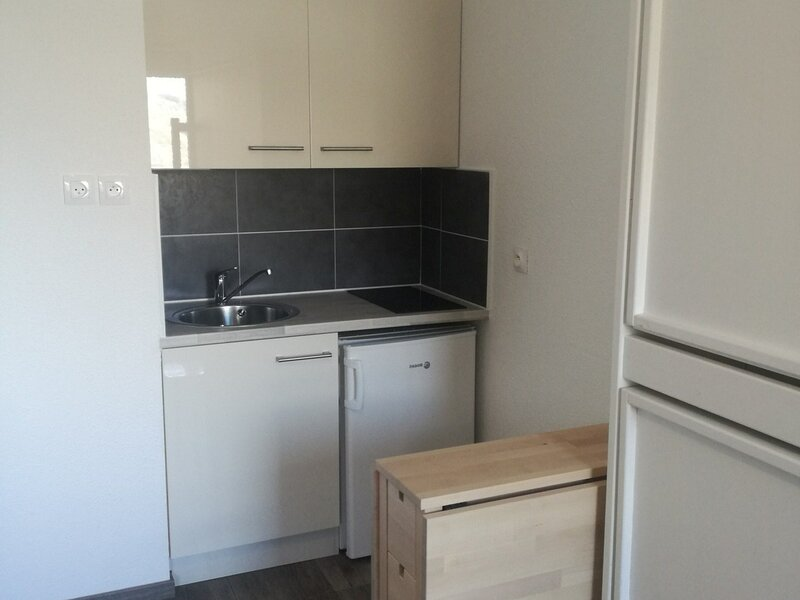 PRAPOUTEL - 3 pers, 18 m2, 1/0, holiday rental in Les Adrets