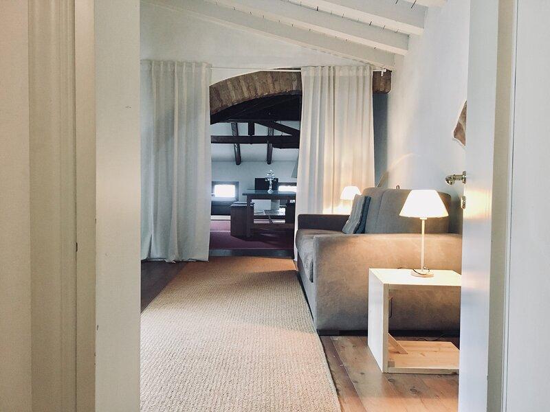 BENCIVIENI Plus -  Ampio spazio in palazzo storico nel cuore di Treviso, vacation rental in Arcade