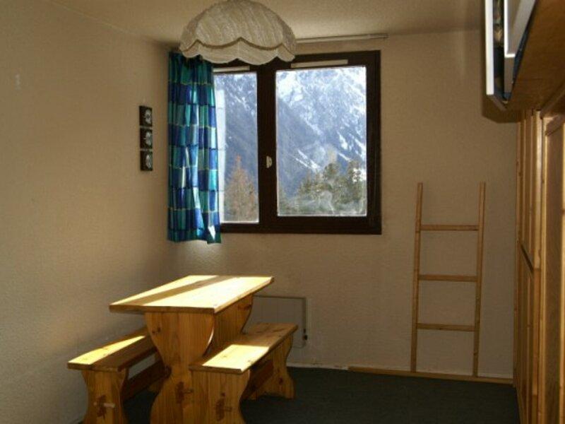 Studio au pied des pistes résidence les gentianes 1, alquiler vacacional en La Ferriere
