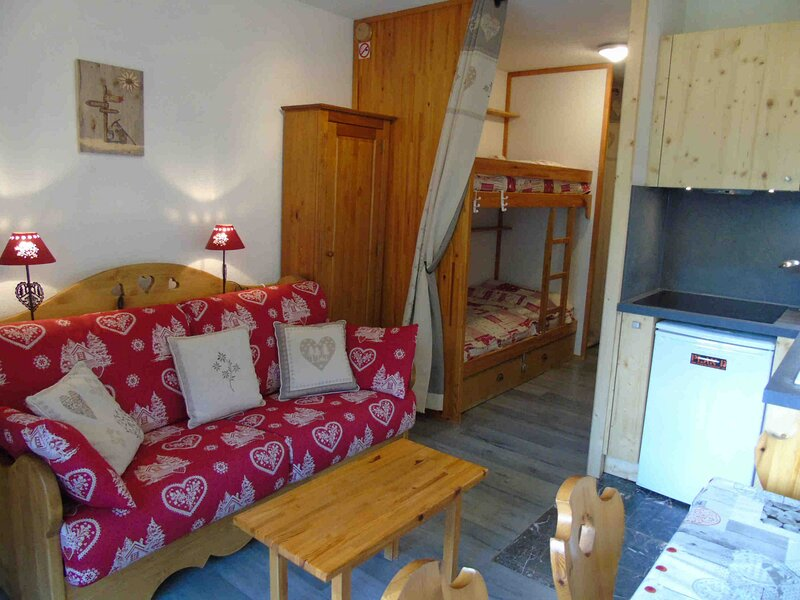 Vita Parc, holiday rental in Valfrejus
