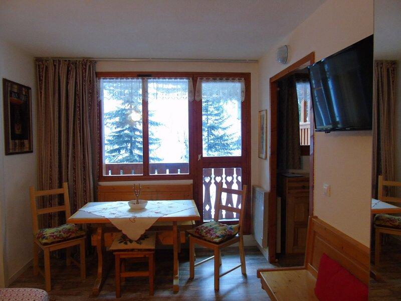 Melezets, holiday rental in Valfrejus