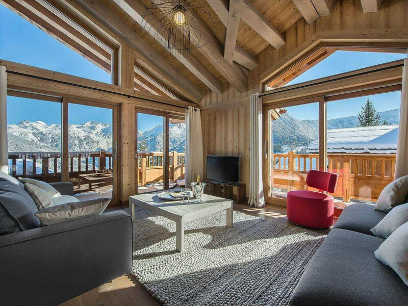 Chalet Ancolie : Neuf et Familial, holiday rental in Bozel