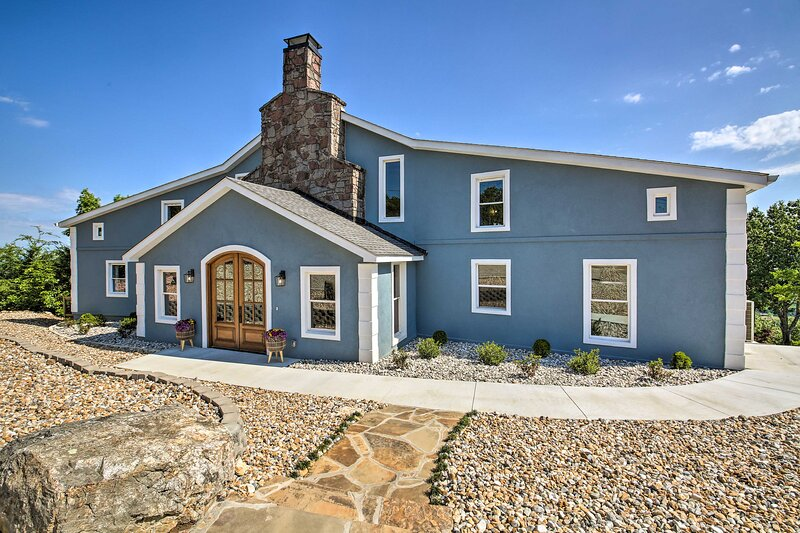 NEW! 'Valley View' Home, 10 Mi to Dtwn Hot Springs, alquiler vacacional en Bismarck