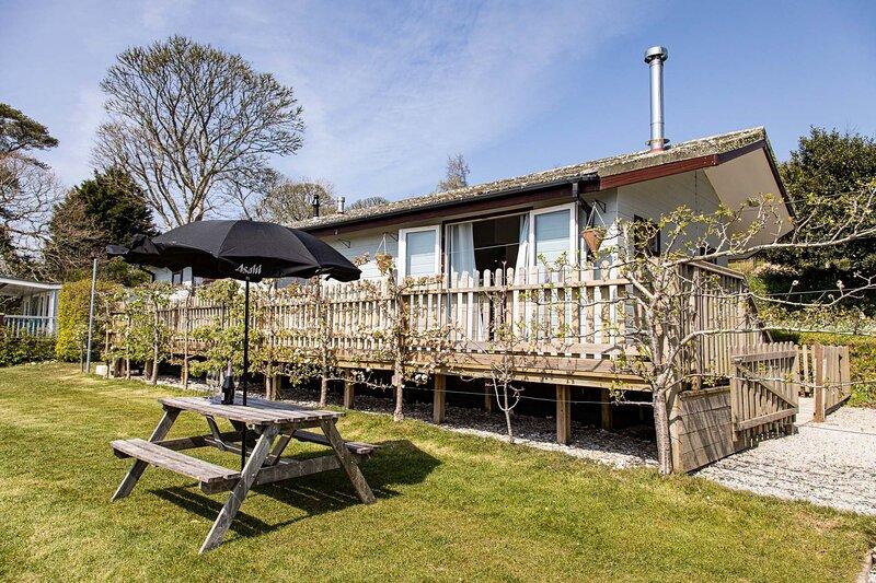 Blankednick Lodge, holiday rental in Perranarworthal