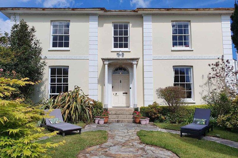Erin Lodge, location de vacances à Mylor Churchtown