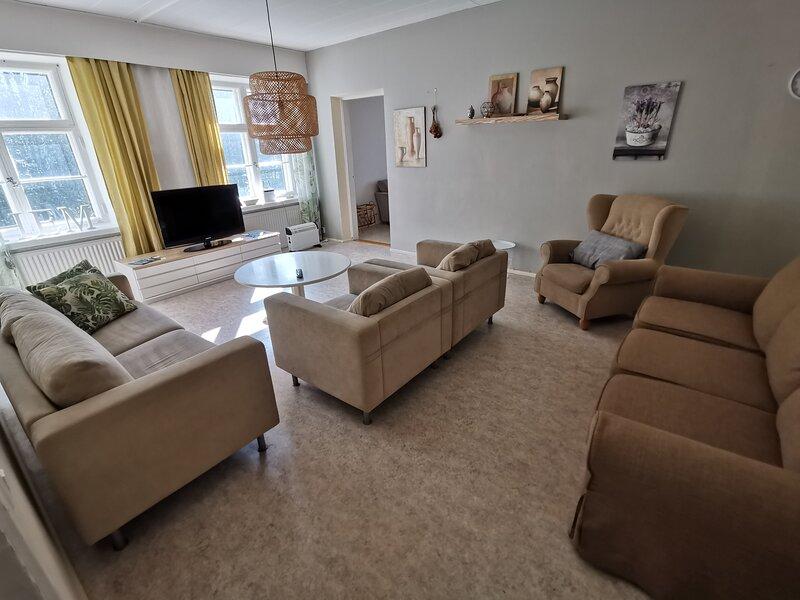 Superior 2-Bed Apartment in Kotka, holiday rental in Kotka
