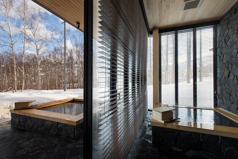 Hanaridge Luxury 5Bdrm Natural Onsen Residence, holiday rental in Niseko-cho
