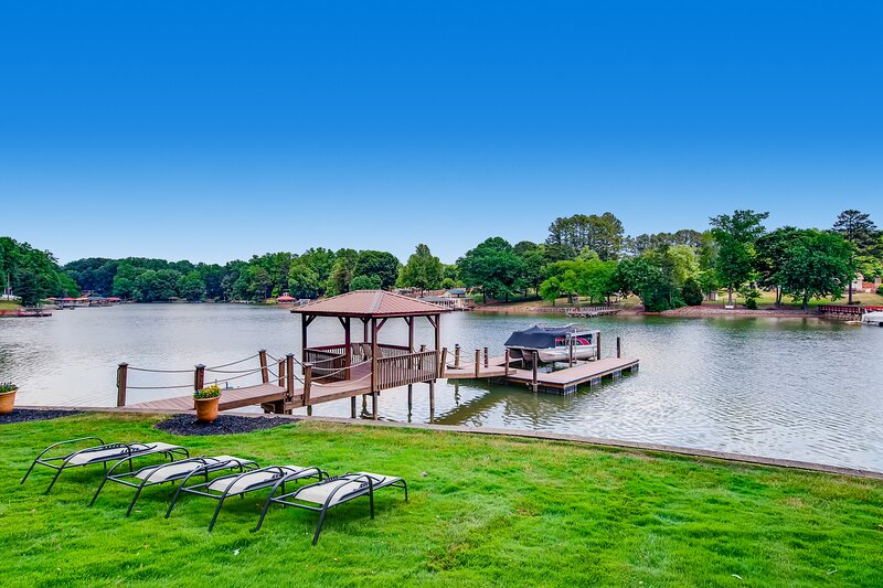 Happiness on Hidden Harbor, holiday rental in Sherrills Ford