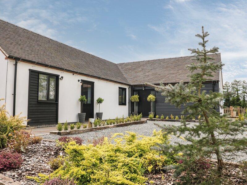 The Den, Ashbourne, location de vacances à Uttoxeter