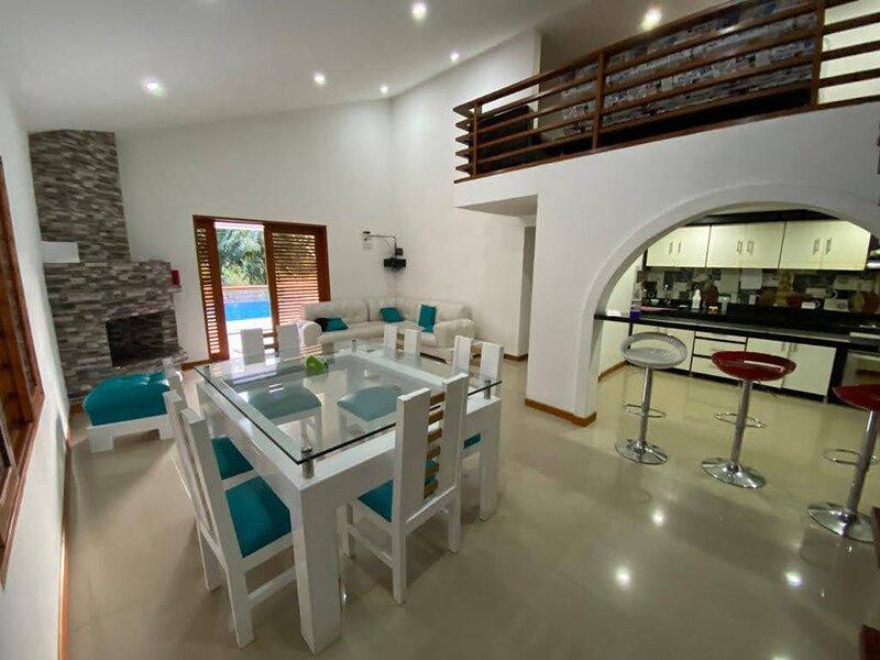 Finca Azul, con piscina y jacuzzi, vakantiewoning in Rionegro