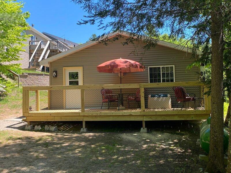 The Whip-poor-will Lodge, alquiler de vacaciones en Munising