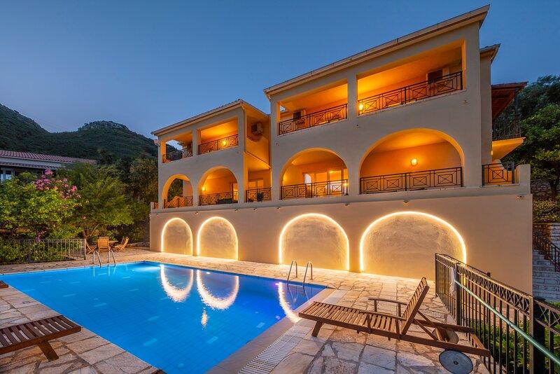Villa Christina, holiday rental in Nissaki