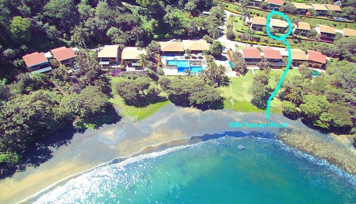 Playa Ocotal  3BR Beach Villa at Bahia Pez Vela, location de vacances à Playa Ocotal