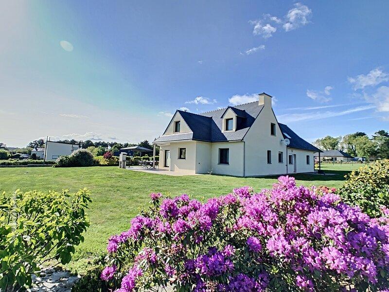 VILLA KROAZ SEMENO à Telgruc-sur-Mer (proche de la mer), location de vacances à Landevennec
