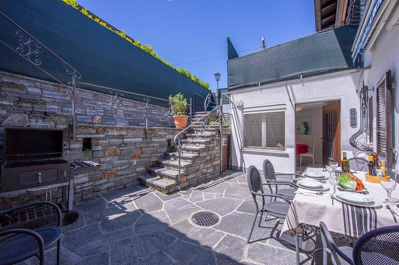 Cristel Apartment, location de vacances à Cevio