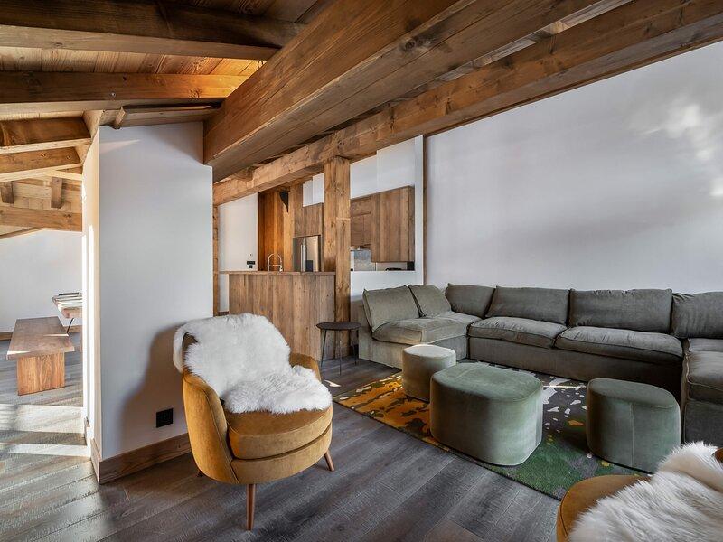 Superbe appartement proche des pistes, holiday rental in Bozel