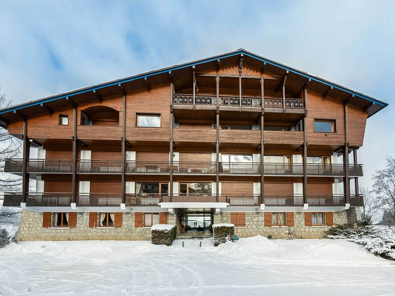 Très bel appartement proche des pistes du Mont d'Arbois, holiday rental in Demi-Quartier