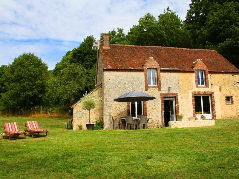 Chez Césarine, location de vacances à Verneuil d'Avre et d'Iton