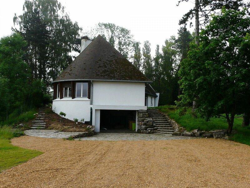 Gîte de la demi Lune, holiday rental in Villemeux-sur-Eure