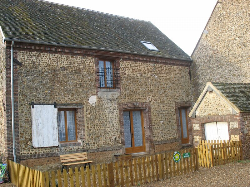 Ferme équestre de Montigny, holiday rental in Chennebrun