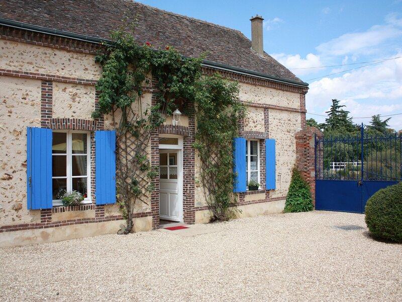 La Maison de Cécile, holiday rental in Villemeux-sur-Eure