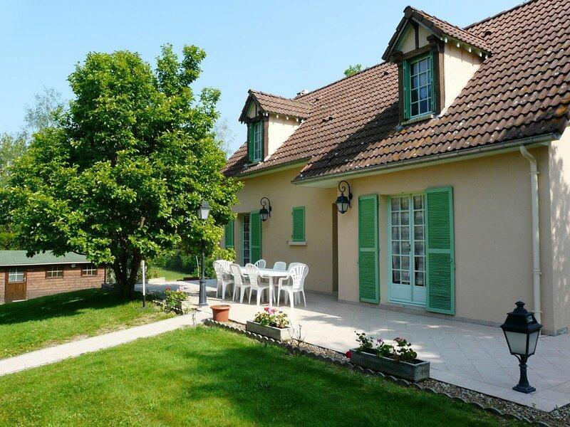 Le Fosseau, location de vacances à Montmirail