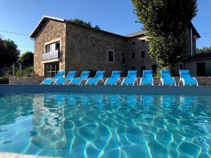 Gîte de Lavalette, holiday rental in Grazac