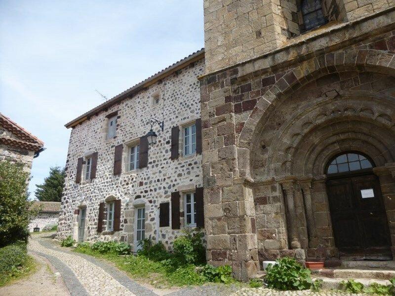 Le Presbytère, vacation rental in Pradelles