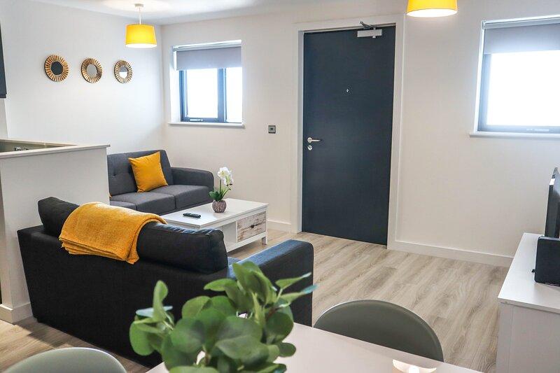 Liverpool City Centre Apartment, location de vacances à Thornton Hough