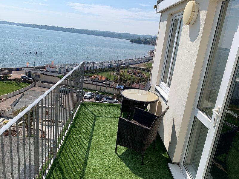 Vista Apartment a few steps from the sea, location de vacances à Paignton