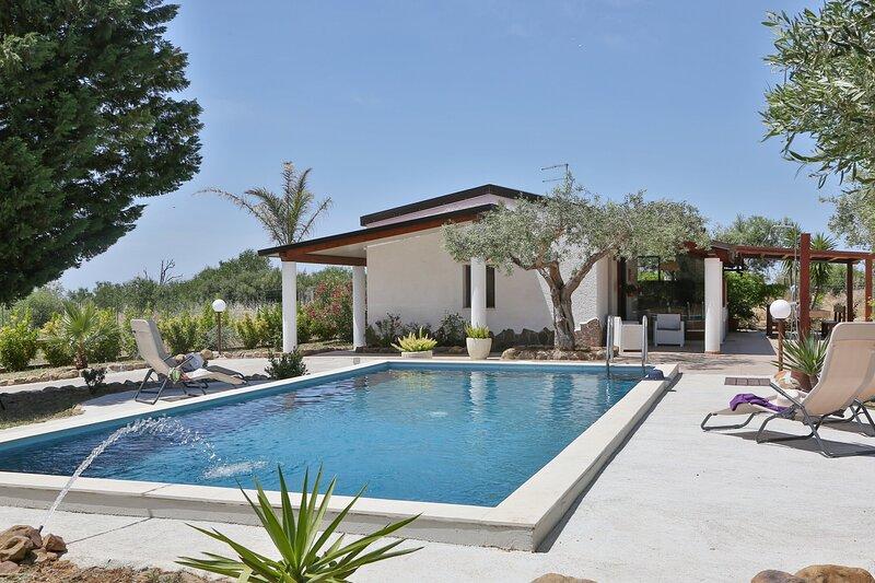 Villa Anna, holiday rental in Lascari