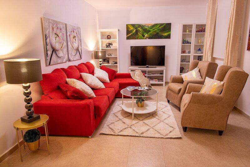 Apartamento VVR en Benicull, aluguéis de temporada em Xativa