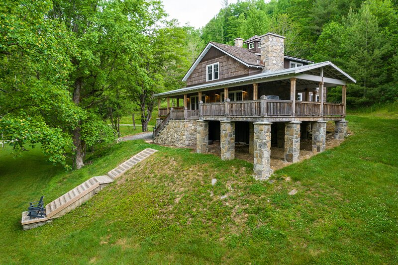 Orchard House, vacation rental in Valle Crucis