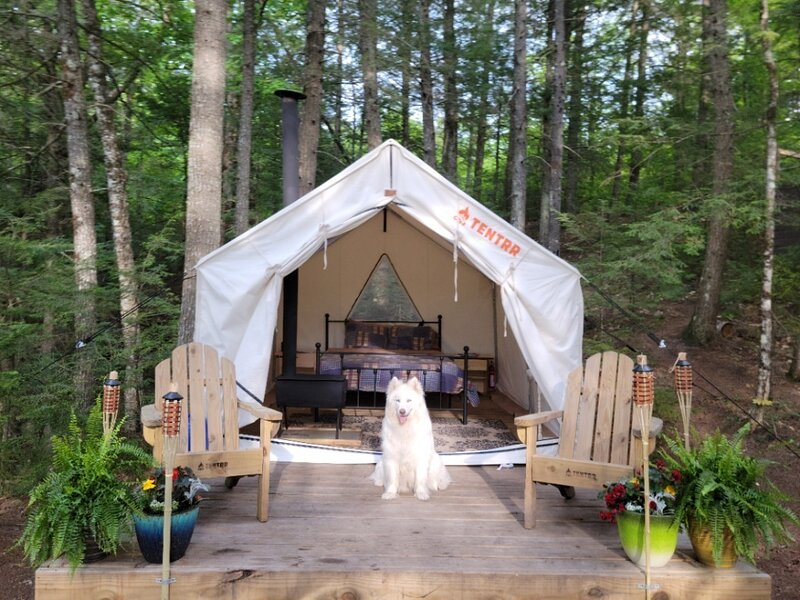 Tentrr Signature Site - Retreat on the Crooked River, casa vacanza a Harrison