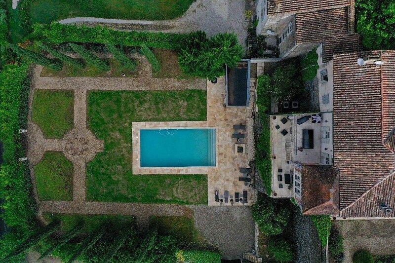 La Villa Duras, holiday rental in Sainte-Gemme